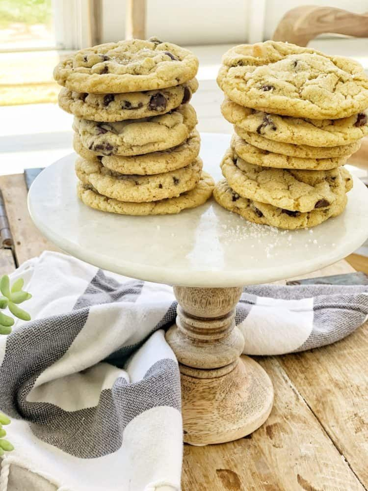 Chocolate Chip Cookies - The Food Nanny