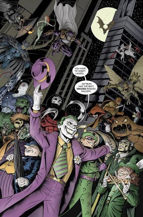 Image result for batman rogues gallery
