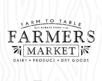 SVG / DXF FARMHOUSE Bundle: General Store Country Kitchen