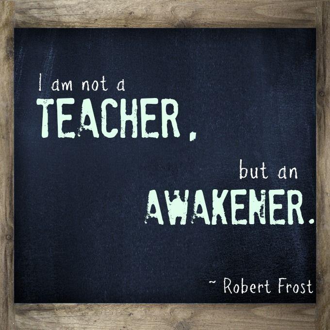 10 Inspirational Quotes for Teachers  Teacher