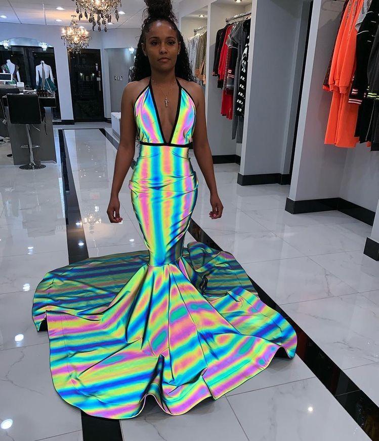𝐏𝐈𝐍𝐓𝐄𝐑𝐄𝐒𝐓: @𝐛𝐨𝐮𝐣𝐞𝐛𝐚𝐫𝐛 ♡ | Unique prom dresses, Prom ...
