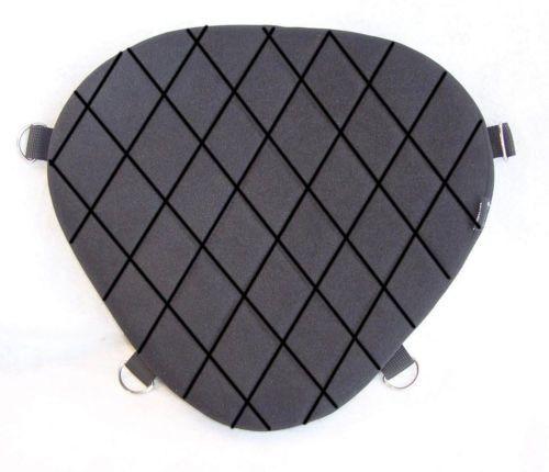 Motorcycle Seat Gel Pad Cushion for Triumph Bonneville T100 Driver Gel Pad