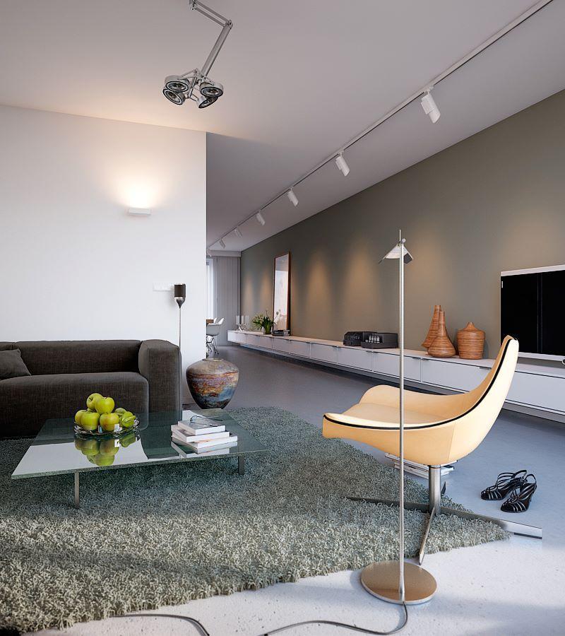 salones modernos decoración fotos cocinas blancas estilo nórdico ...