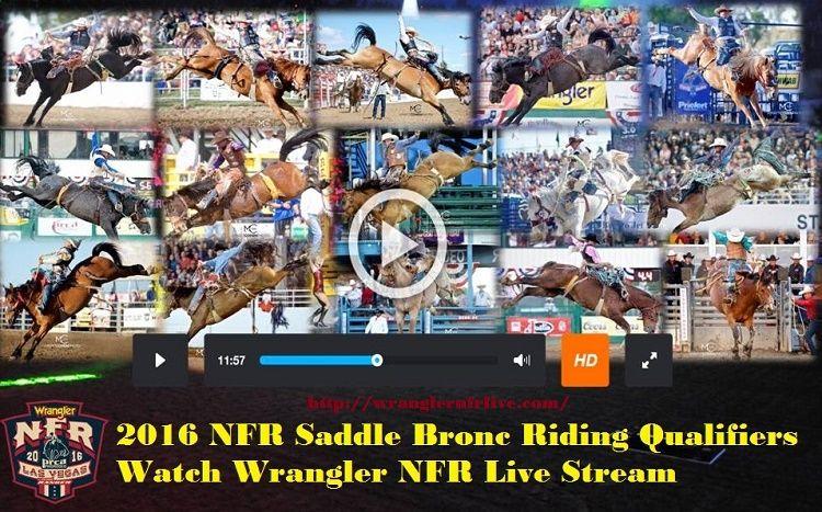 Wrangler National Finals Rodeo 2016 Live Stream NFR TV