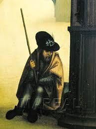 Bildergebnis für medieval pilgrim