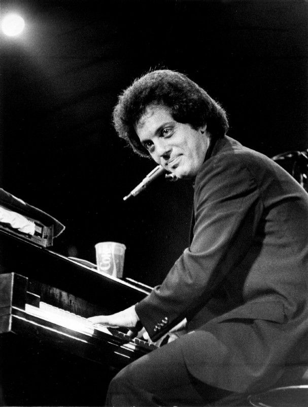 billy joel playing piano - photo #26