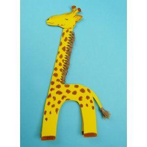 Giraffe Basteln Eine Tolle Giraffe Mit Unserer Schritt Fur Schritt Bastelanleitung Basteln Diese Bastelidee Bereitet Vor Allem Basteln Bastelideen Giraffen