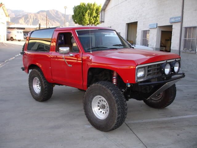 Pin By Chris Homer On Desert Prerunner Ford Bronco Ii Bronco Ii Ford Bronco