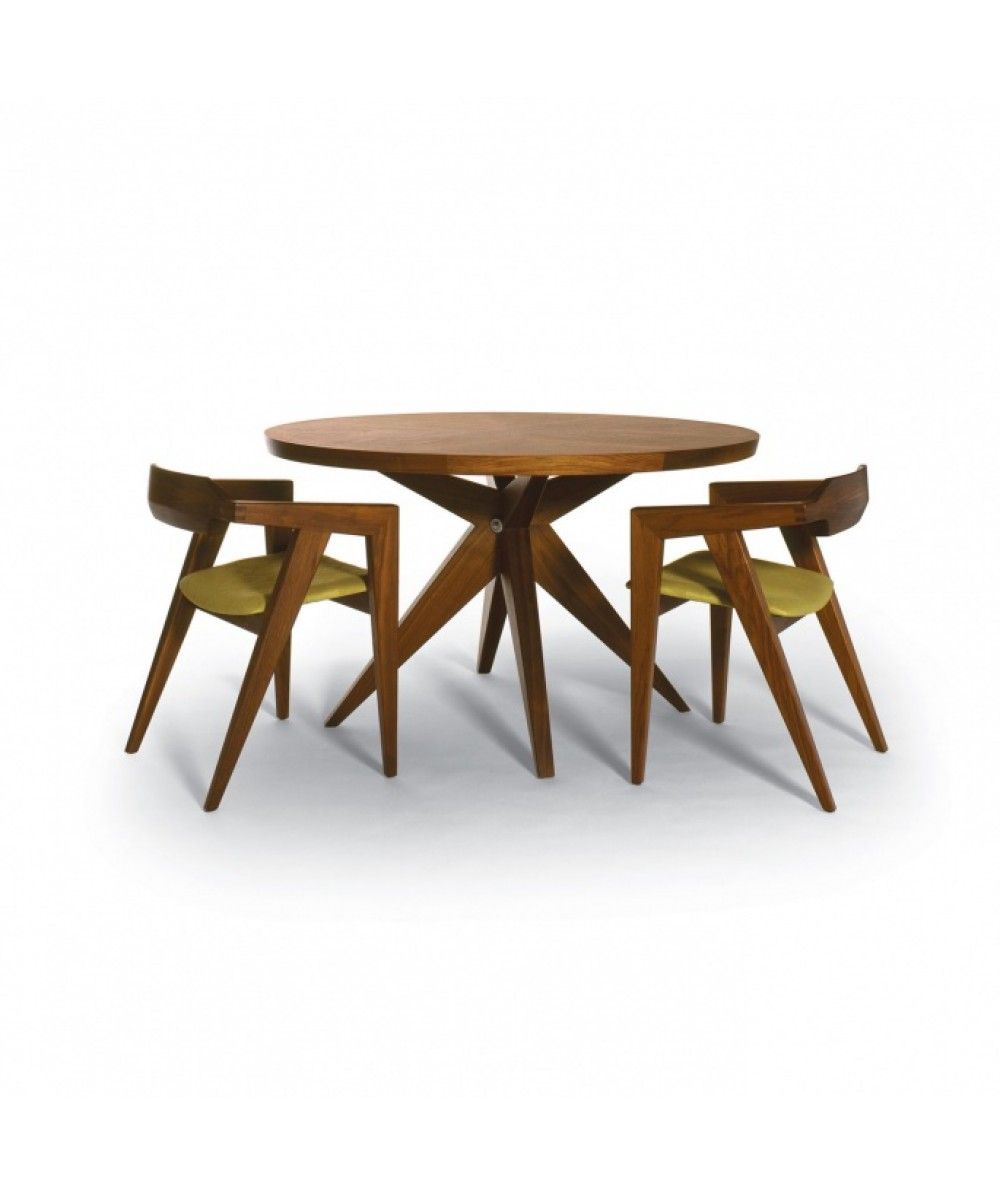 Bonfire Dining Table - Round