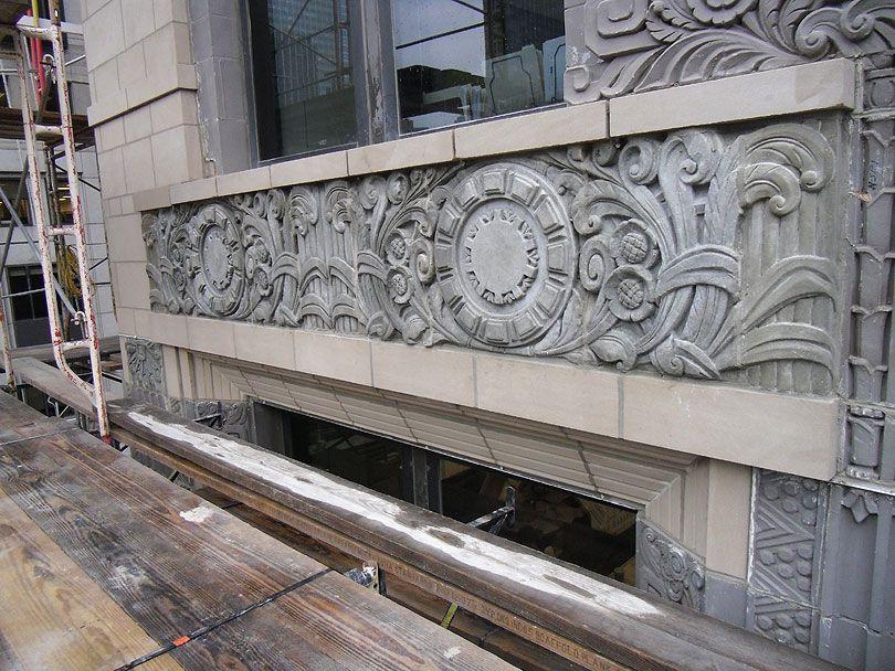 Precast Concrete Historical Exterior | Precast Concrete Capabilities