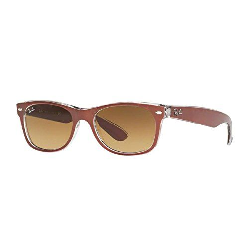 9454e3e06c Ray-Ban RB2132 New Wayfarer Non-Polarized Sunglasses