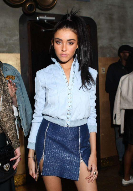 Madison Beer - Nars & Paper Magazine Launch of Beautiful People in NYC