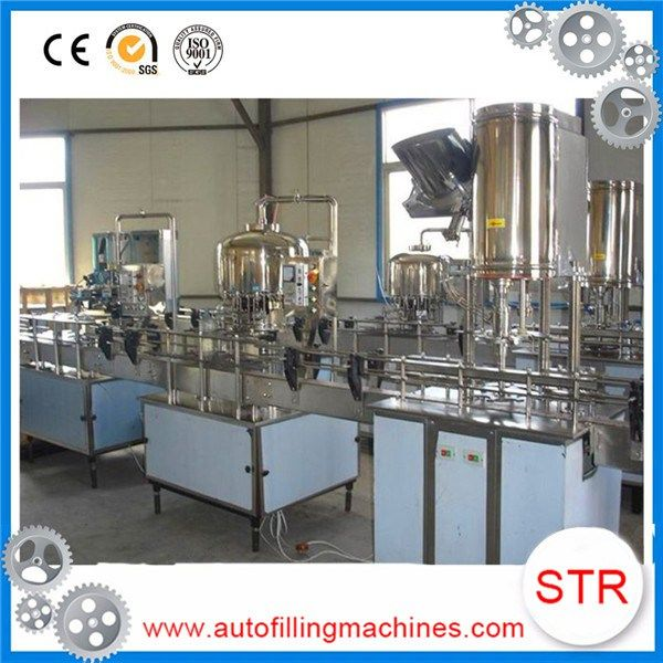 Small Beverage High Viscosity Water Filling Machine Bottle Filling Machine For Sale In Hungary Packaging Machine Bottle Packaging Medical Packaging