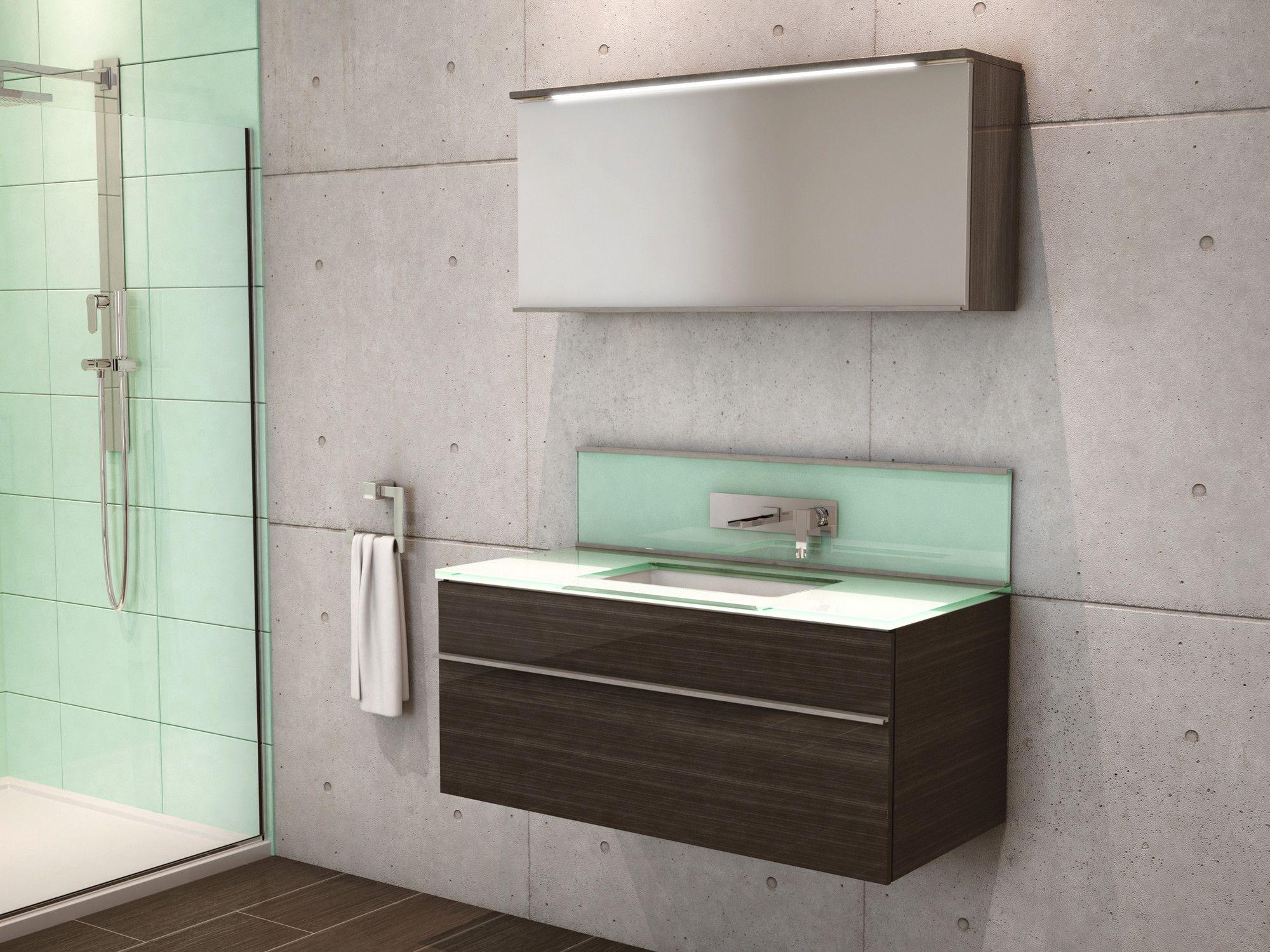 Lavabos Et Vanit S Salle De Bain Lacroix D Cor Avec Vanite Lavabo Et Meuble De Salle De Bains Design 38 2000x Bathroom Design Floating Nightstand Single Vanity