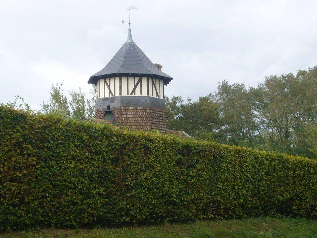 pigeonnier du musée du Pays de Der (Marne)