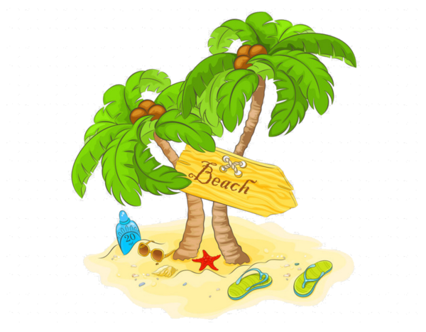 arbre,tubes,png | Картинки, Пляж, Фотокниги