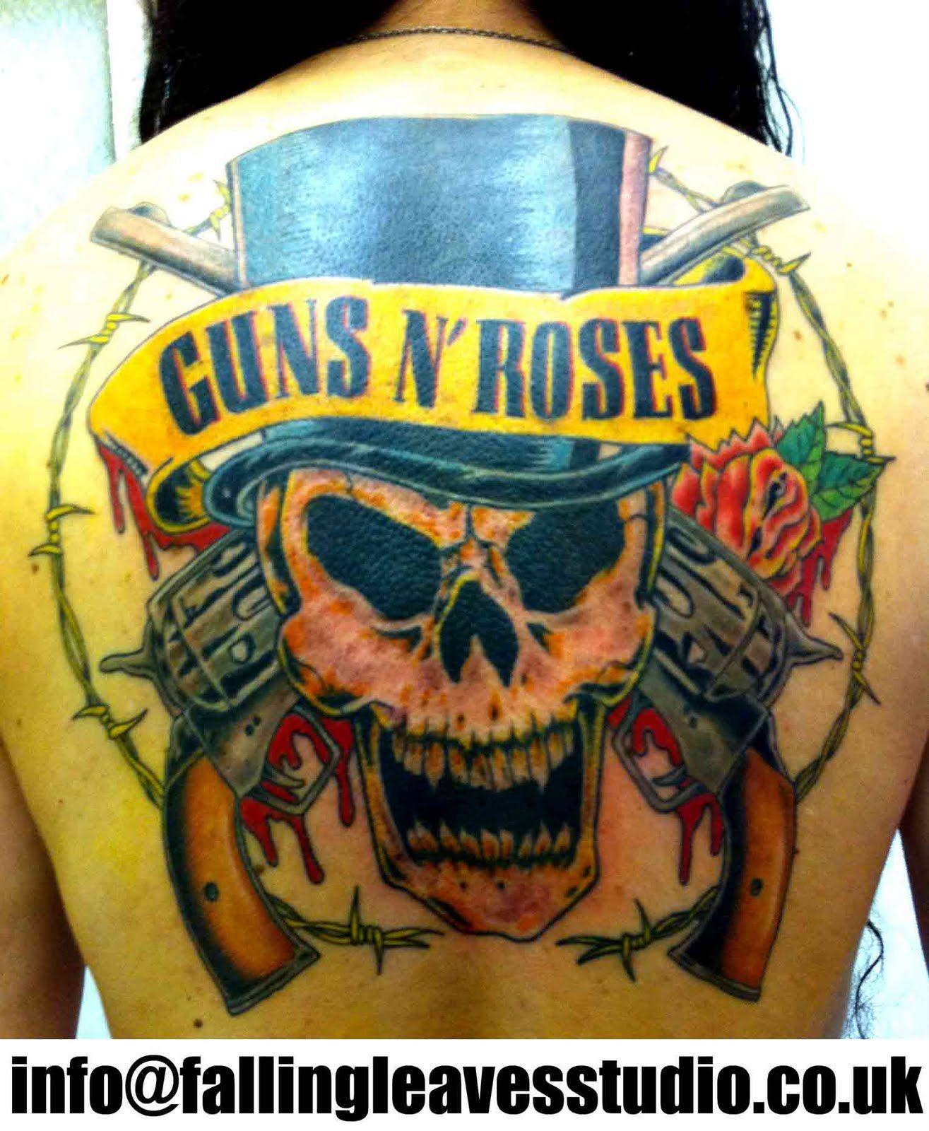 guns n roses tattoo badges sticker design pinterest guns n roses roses and guns. Black Bedroom Furniture Sets. Home Design Ideas