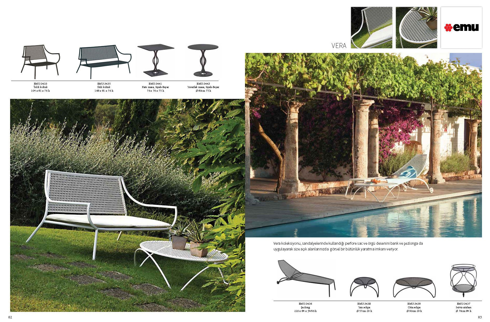 ICA 2014 Bahçe Kataloğu Outdoor furniture sets, Outdoor