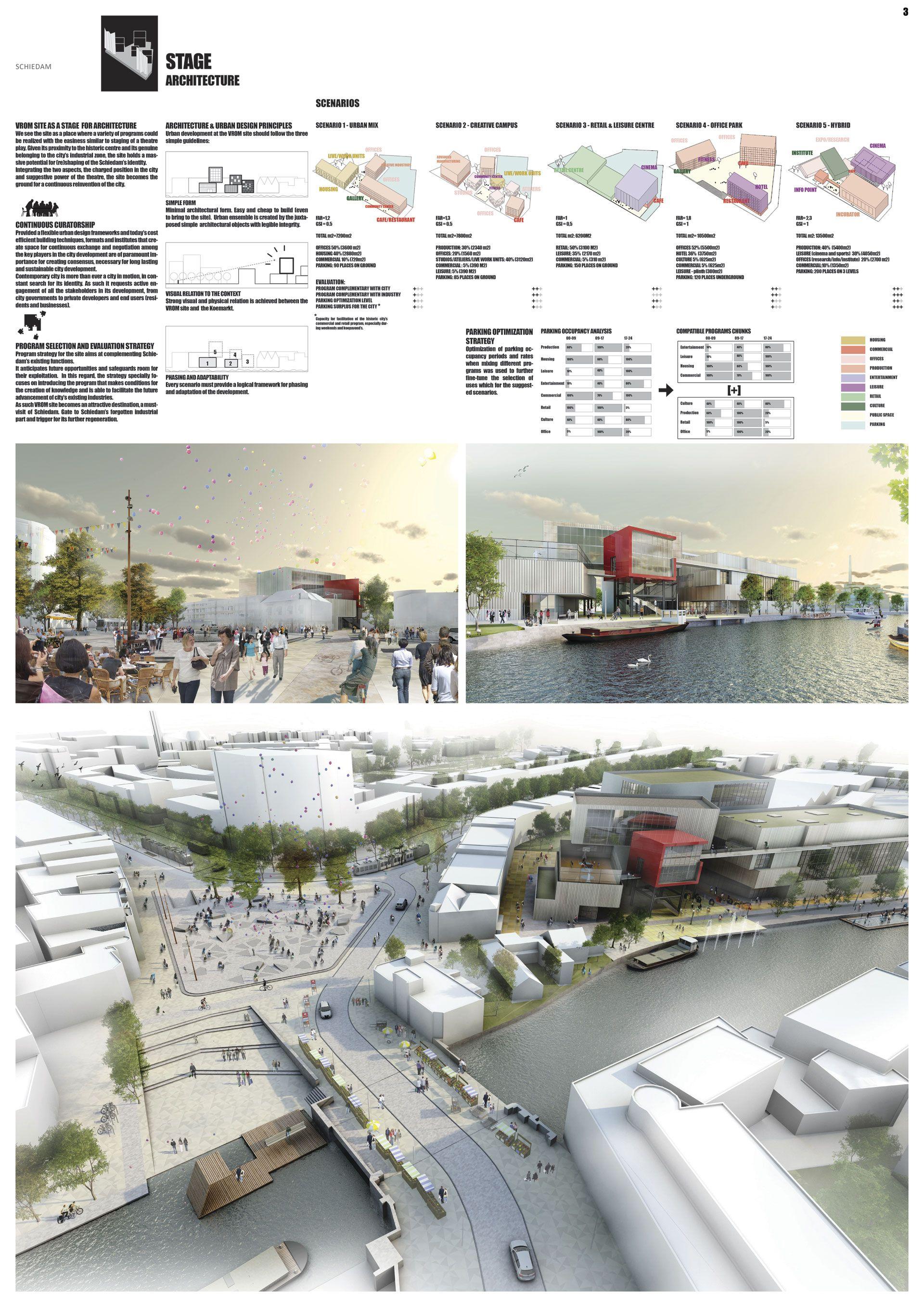 Architectural Design Panels : Europan architecture competition hel pinterest