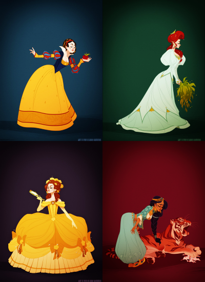 Historical Disney