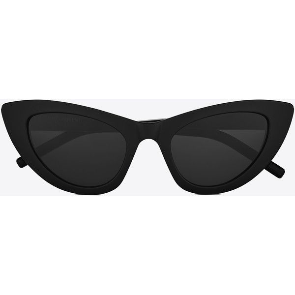 c4c53e2f880c Saint Laurent New Wave 213 Lily Sunglasses ($350) ❤ liked on Polyvore  featuring accessories