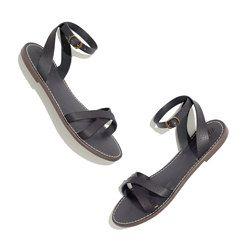 The Crisscross Boardwalk Sandal