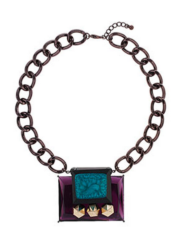 Topshop heavy bold jewellery