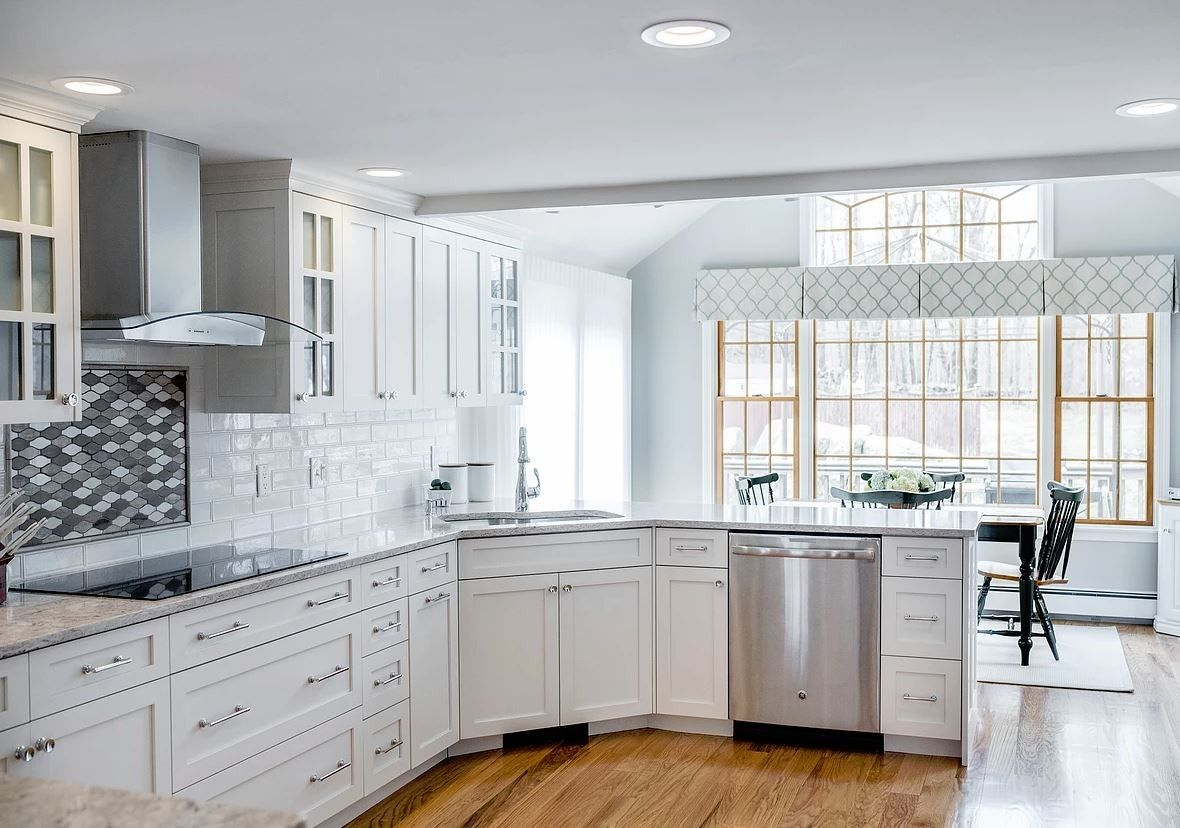 Farmhouse Kitchen Valances (With images) Kitchen decor