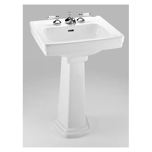 Toto Promenade Pedestal Bathroom Sink With Deep Bowl Get Thrilling Discounts Up To 70 Off At Wayfair Using Coupon Promo Codes Wayfair Coupons Traditio