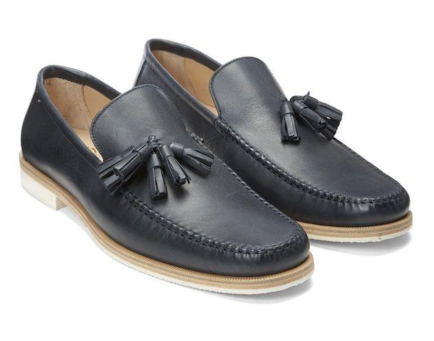 New Colours for the Mr Hare Mailer Tassel Loafer