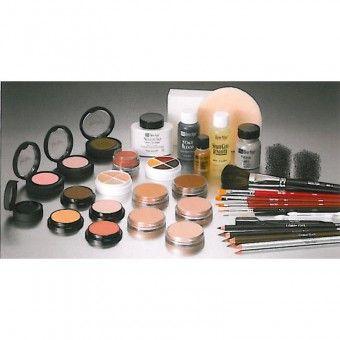 Ben Nye Master Production Kit Fx Makeup Kit Makeup Kit Ben Nye
