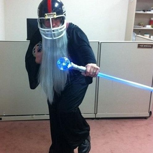 26 Hilariously Clever Halloween Costumes Fantasy football - halloween group costume ideas for work