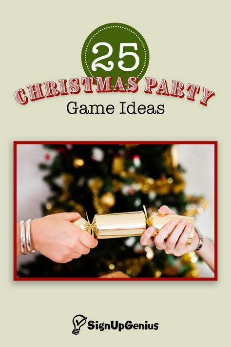 Attractive 25 Christmas Party Game Ideas Part - 7: 25 Christmas Party Game Ideas That Will Bring Holiday Cheer To Your Party.  Choose From
