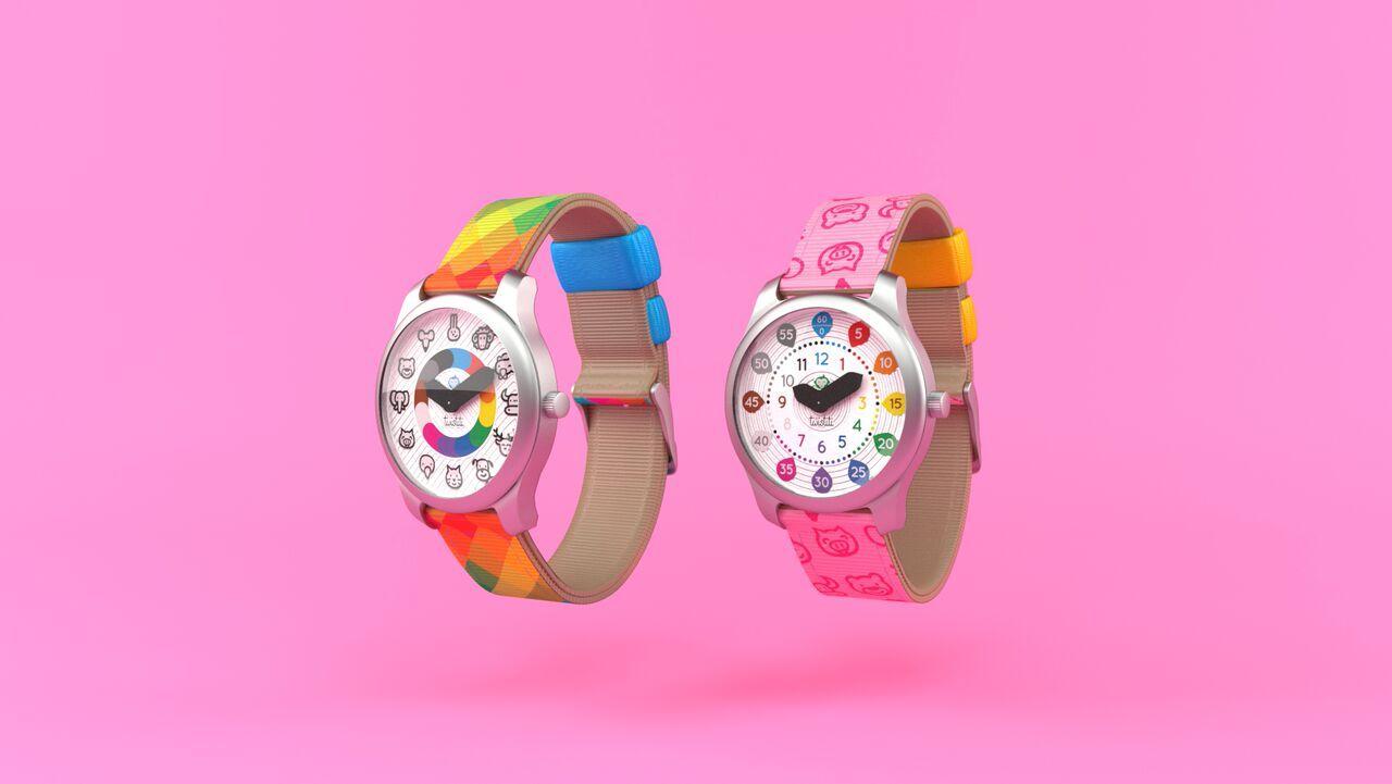 large éventail qualité fiable choisir le dernier Montre Twistiti Animaux - Montre pour enfant 3-7 ans | Baby ...