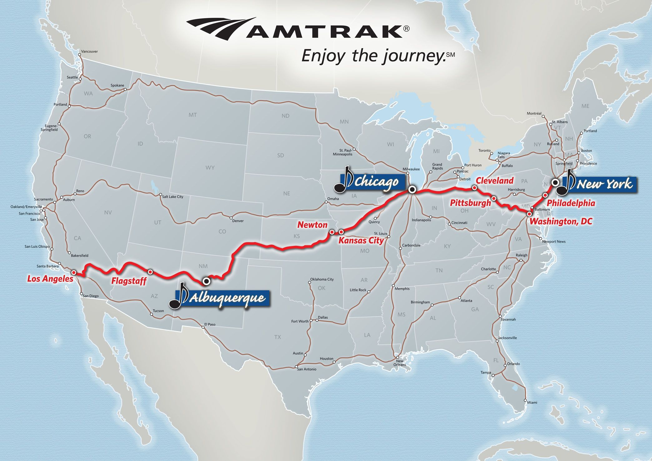 Map Of California Zephyr Route.Image Result For Map Amtrak California Zephyr Amtrak California