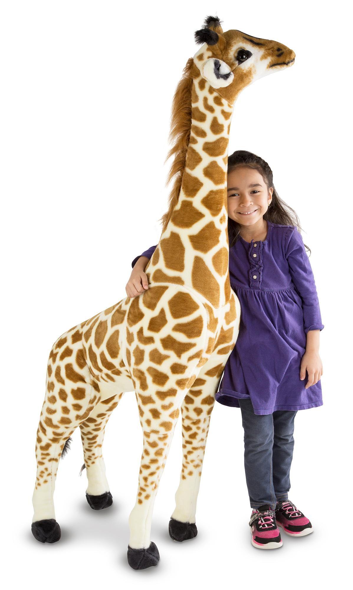 Big Plush Giraffe Soft Doll Kid Gift 40/'/' Toy Doll Giant Large Stuffed Animal A