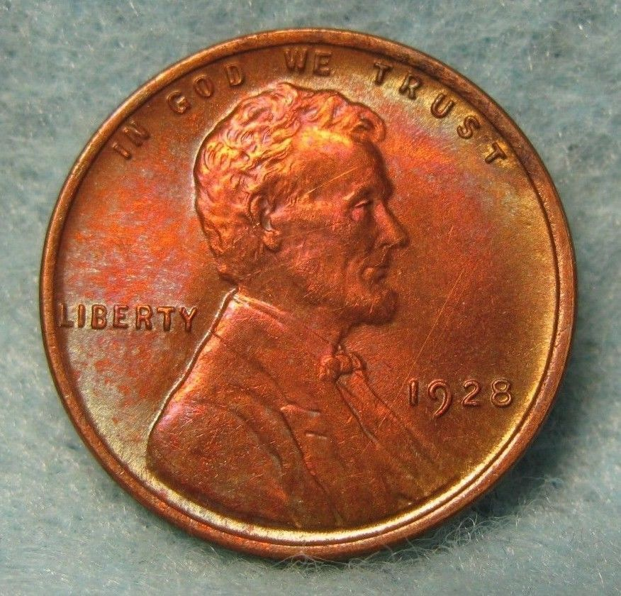 BUY 1 OR MORE ITS FREE SHIPPING! 1928 CANADA 5 CENTS COIN G