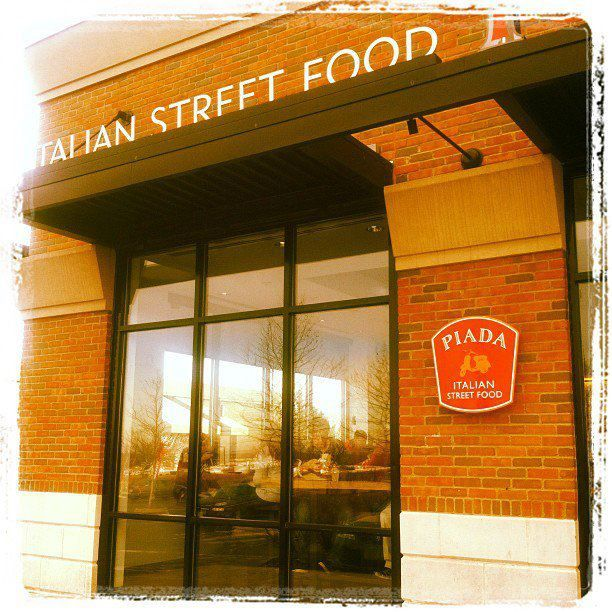 PIADA is amazing, one of my favorite places to eat now! # ...