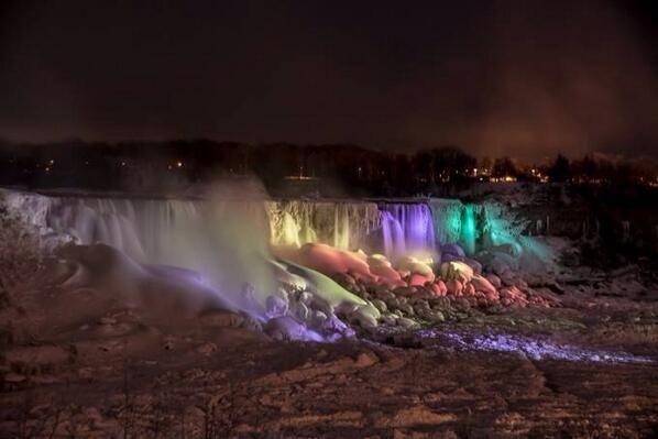 Niagara Falls Spetacular