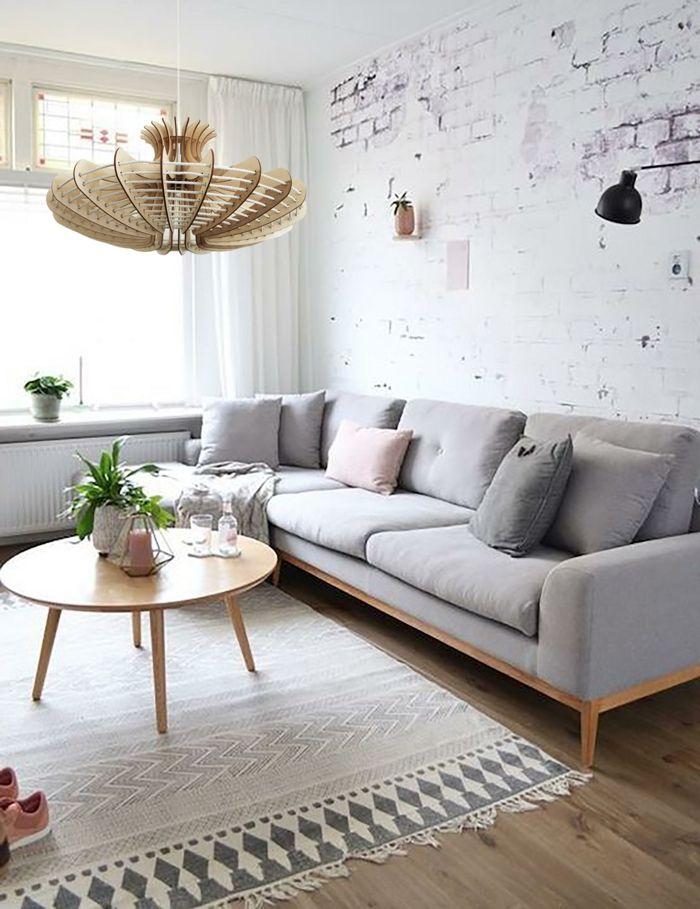 ▷ 1001 + ideas de decoración de salones minimalistas | Pinterest ...