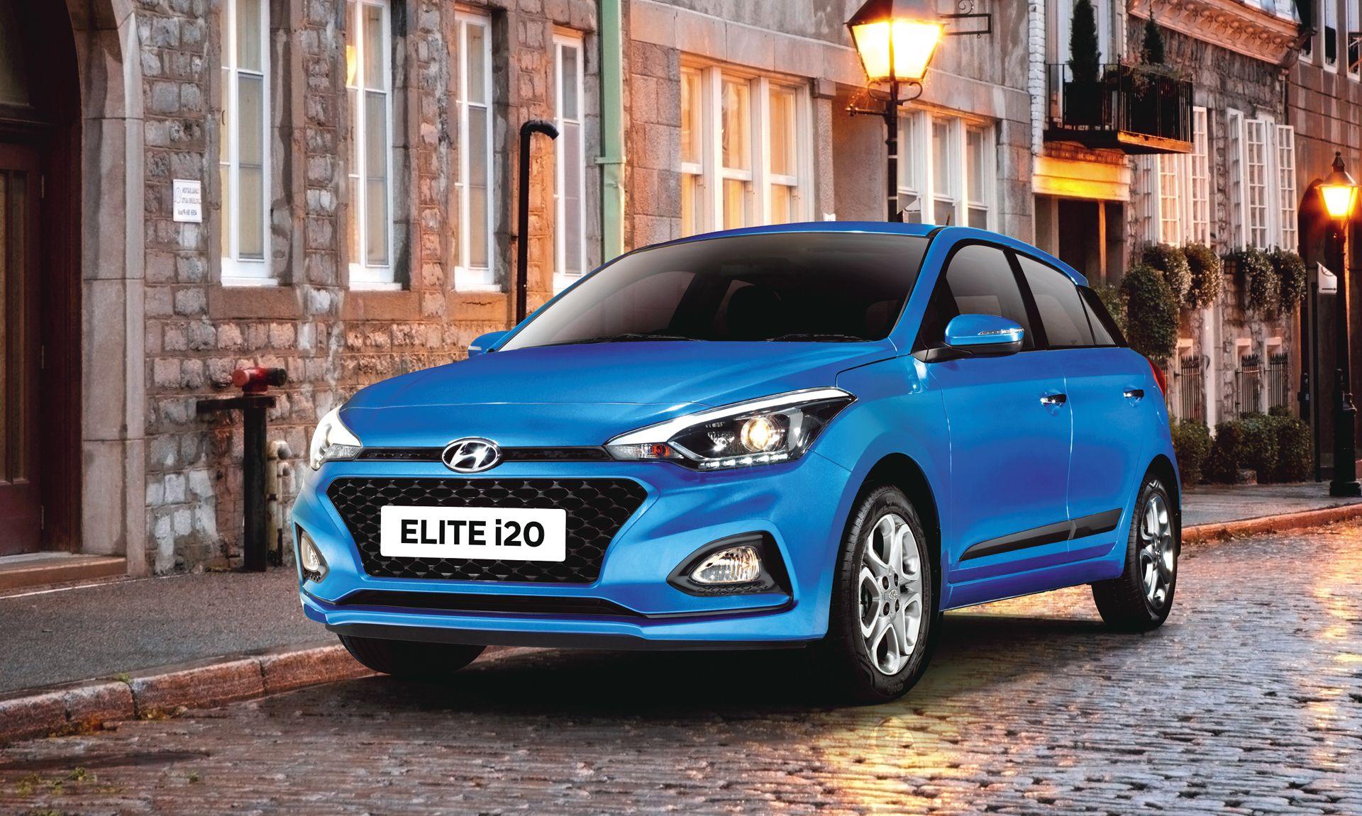 Advaith Hyundai Elite I20 The New 2018 Elite I20 Follows An Evolved Premium Look Sporty Styling And A Robust Rear Stance Ba Hyundai Hyundai Cars Hyundai Motor