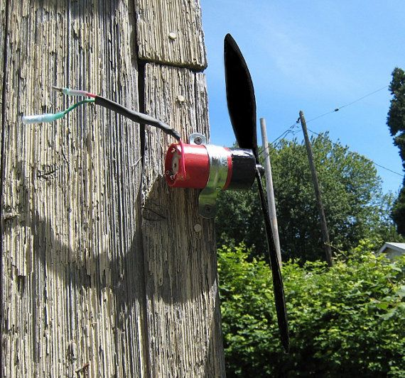Small Wind Turbine Generator For Clean Energy by PacificSkyPower, $49.00