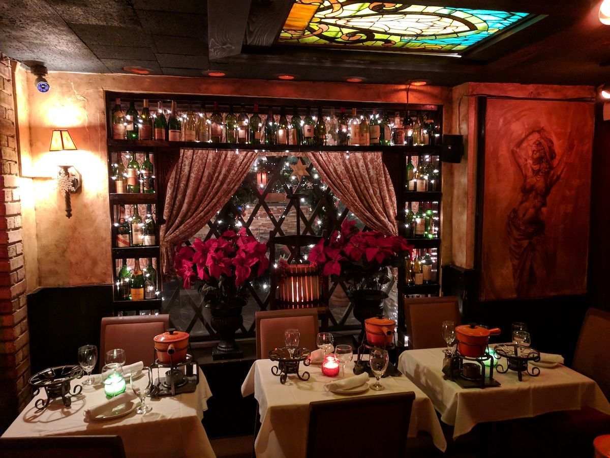 Love Is in the Air Restaurants for a Romantic New Year's