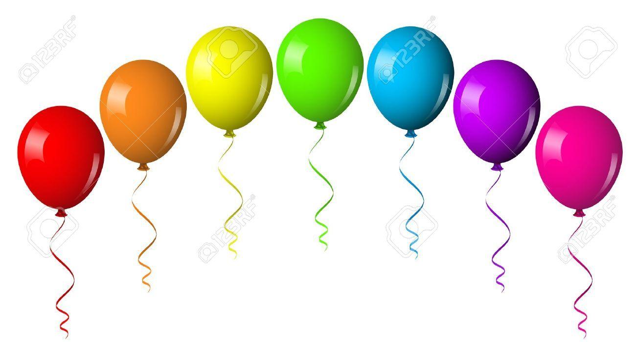 12++ Celebration balloons clip art free information