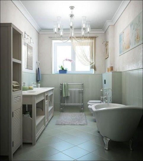 Photo of Arredare un bagno lungo e stretto