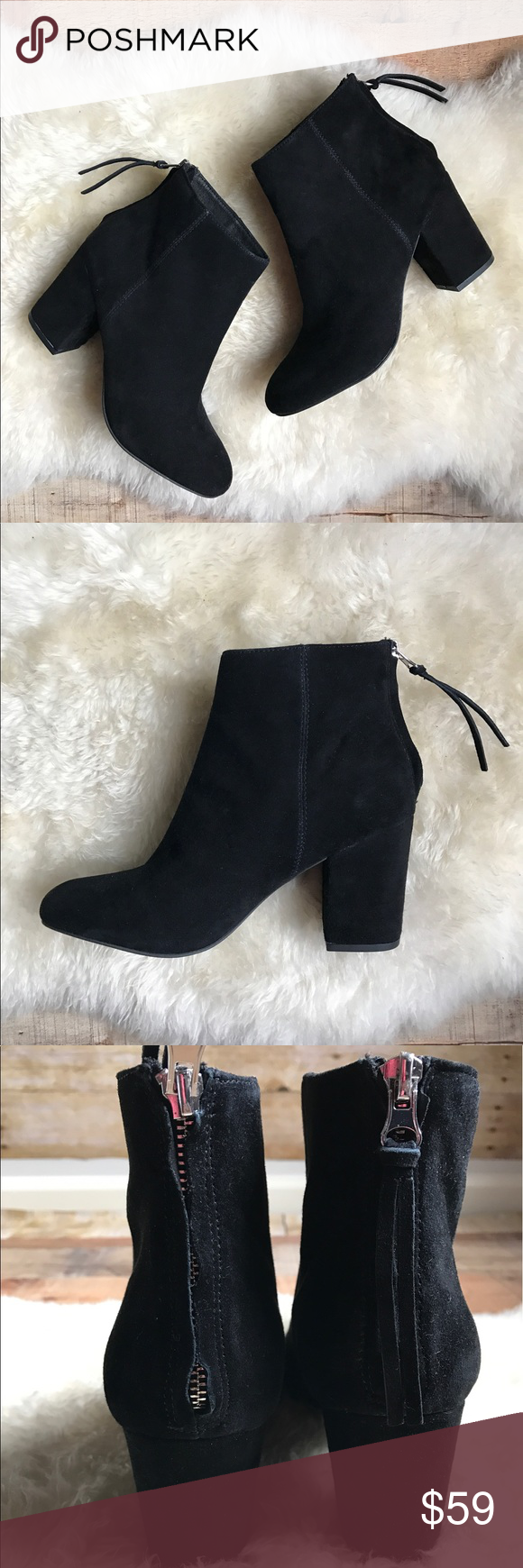 🆕 Steve Madden Cynthia Ankle Boot
