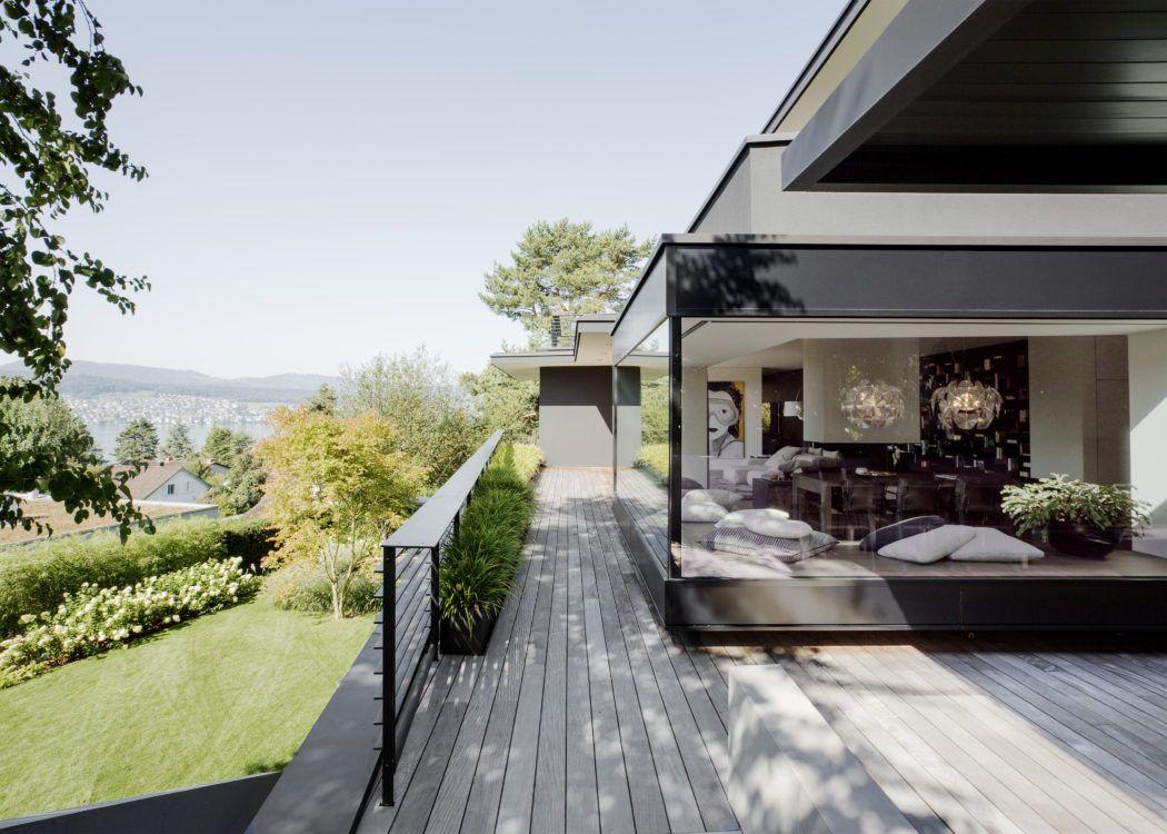 House in Zurich by Meier Architekten | HOUSES | Pinterest | Zurich ...