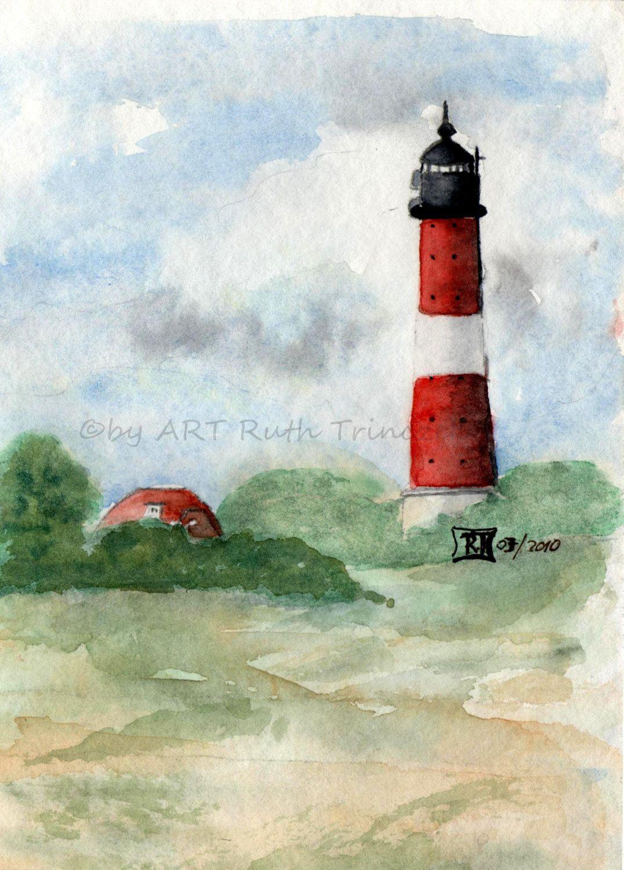 Von Artruthtrinczek Auf Etsy Wasserfarben Illustration