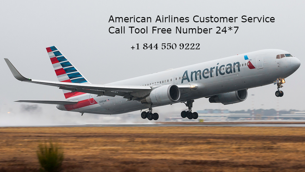 American Airlines offers a wide range of services
