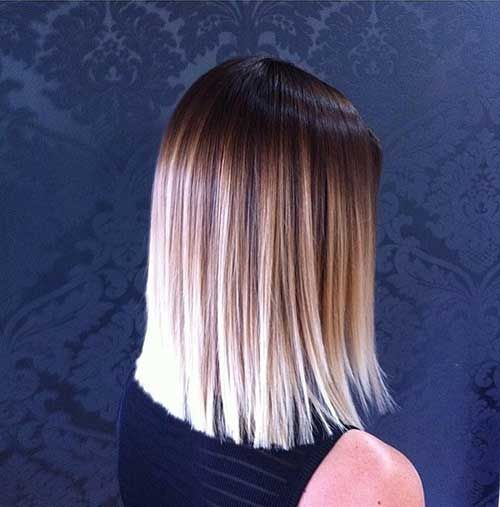 Blonde Ombre Bob Haircuts Google Search Make Up Hair Nails